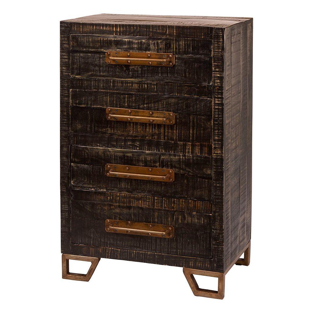 Hillsdale Furniture Bridgewater 4-Drawer Dresser