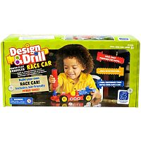Educational Insights Design & Drill Power Play Vehicles Race Car