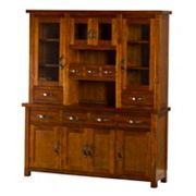 Hillsdale Furniture Outback Buffet Table & Hutch