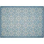 Safavieh Courtyard Metropolitan Geometric Indoor Outdoor Rug