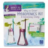 Educational Insights Nancy B's Science Club Way To Grow Hydroponics Kit & Gardening Diary