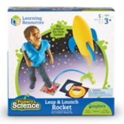 Learning Resources Primary Science Leap & Launch Rocket