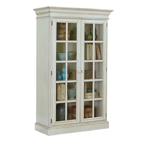 Hillsdale Furniture Pine Island Large Cabinet