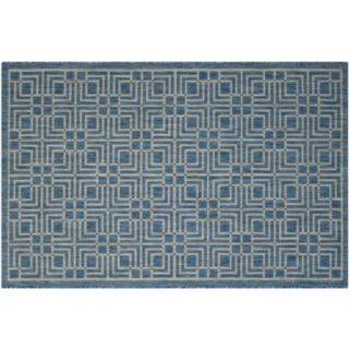 Safavieh Courtyard Labyrinth Lattice Indoor Outdoor Rug