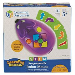 Learning Resources STEM Programmable Robot Mouse
