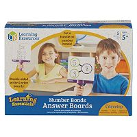 Learning Resources 5-pk. Number Bonds Answer Boards