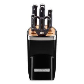 KitchenAid 7-pc. Triple Rivet Cutlery Set