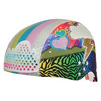 Girls C Preme Raskullz Loud Cloud Sparklez Bike Helmet