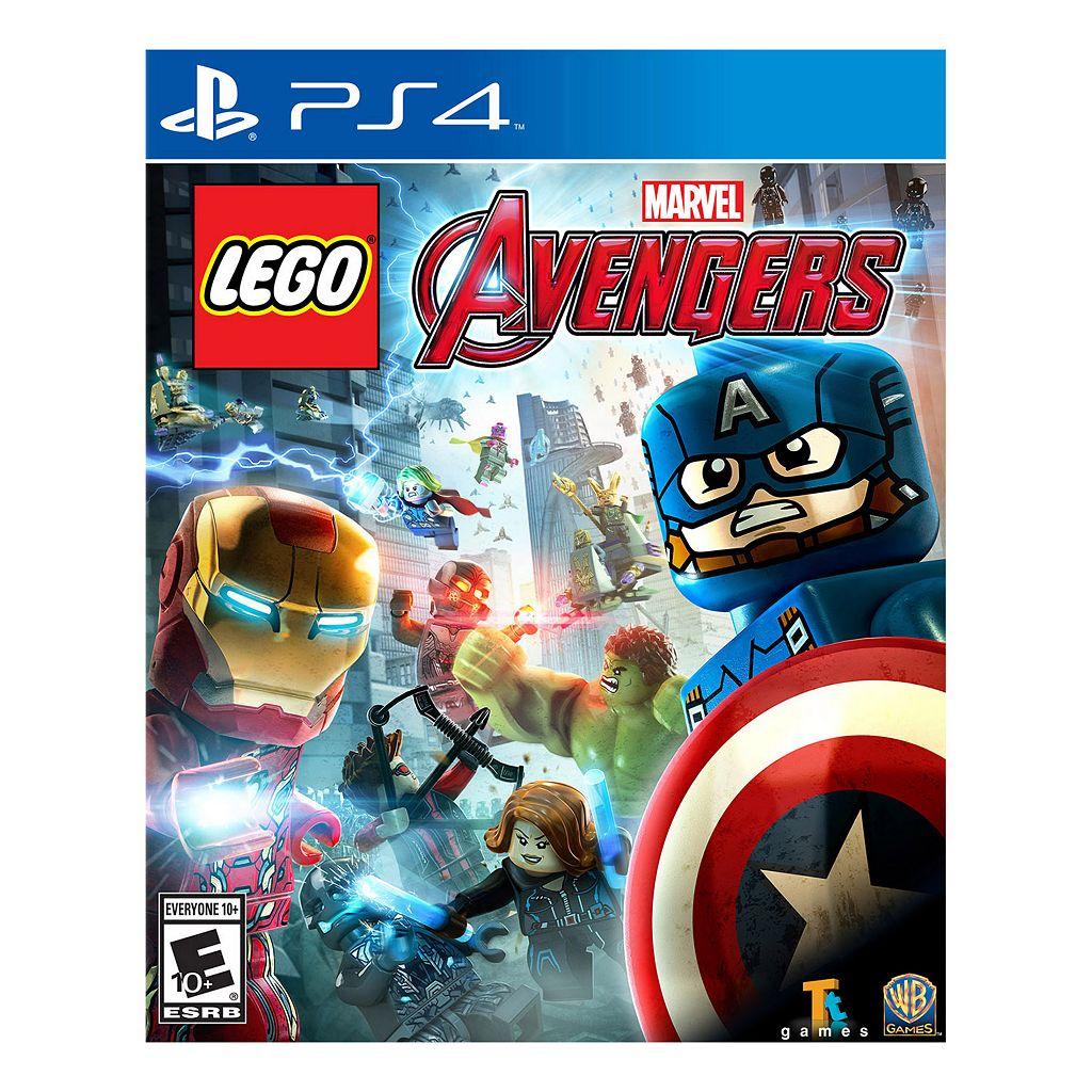 LEGO Marvel's Avengers for PS4