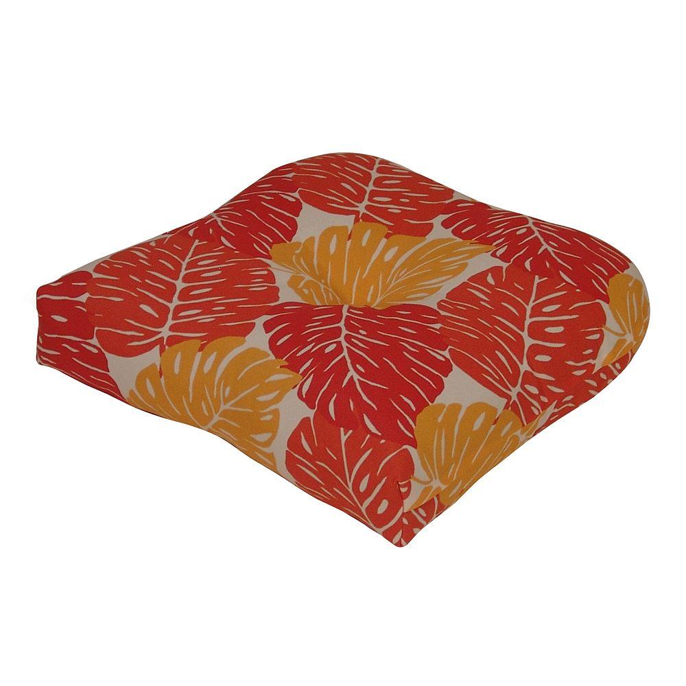 Terrasol Outdoor Patio Chair Cushion - Outdoor Patio Chair Cushion