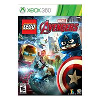 LEGO Marvel's Avengers for Xbox 360
