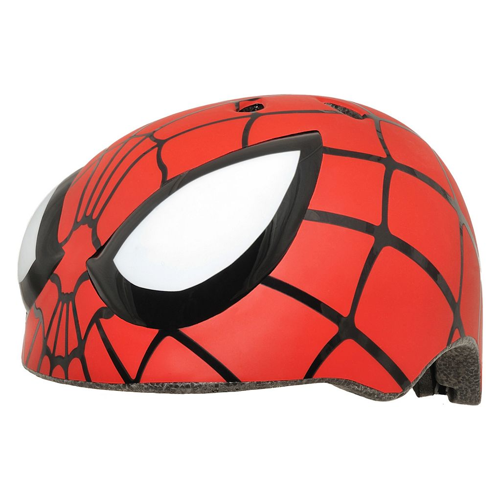 Youth C Preme Raskullz Marvel Spider-Man Bike Helmet