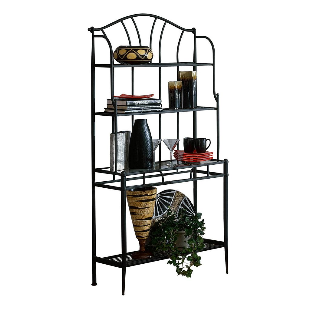 Hillsdale Furniture Mix and Match Storage Baker's Rack