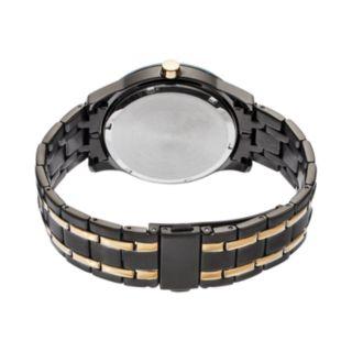 Armitron Men's Diamond Two Tone Watch