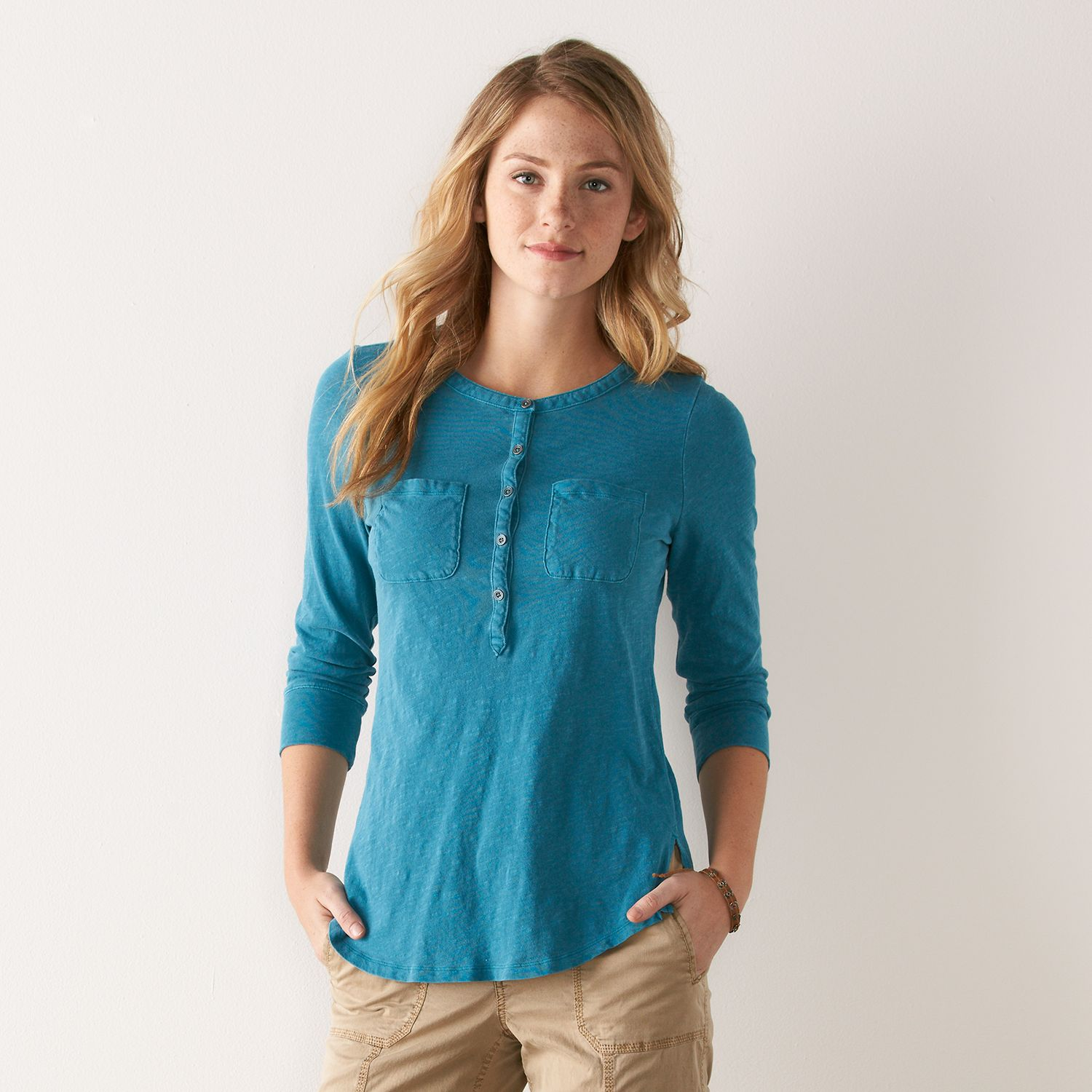 Womens SONOMA Goods for Life? Knit Shirt