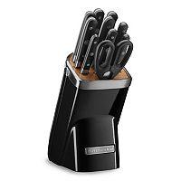 KitchenAid 11 pc Triple Rivet Cutlery Set