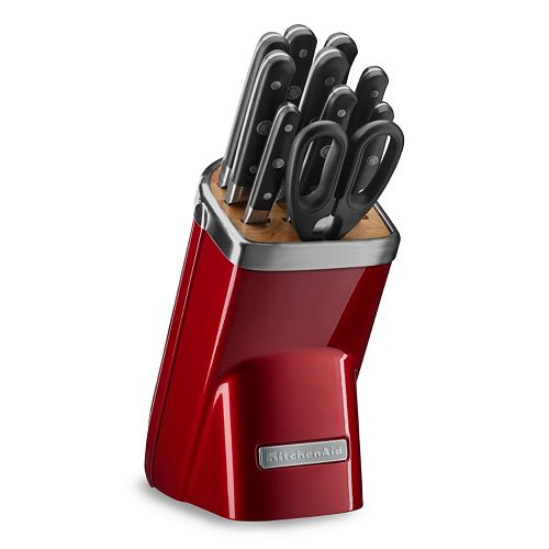 KitchenAid 11-pc. Triple Rivet Cutlery Set