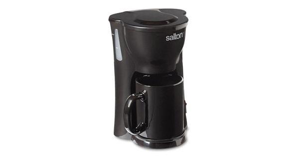 Salton space saving coffee maker - Space saving coffee maker ...
