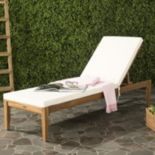 Safavieh Azusa Indoor / Outdoor Chaise Lounge Chair