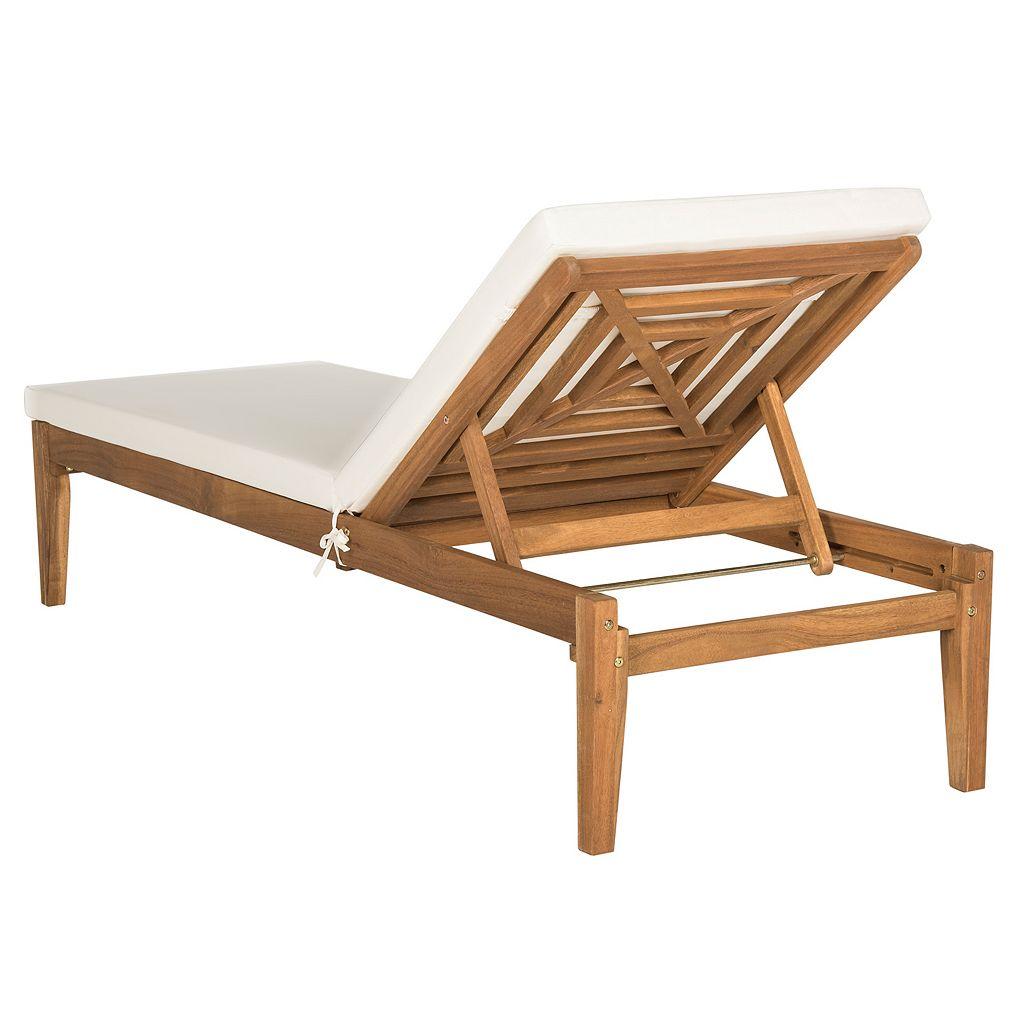 Safavieh Arcata Sun Chaise Lounge