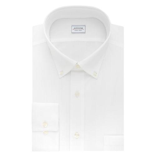 Men S Arrow Athletic Fit Dress Shirt