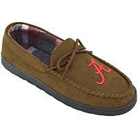 Men's Alabama Crimson Tide Microsuede Moccasins