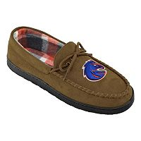 Men's Boise State Broncos Microsuede Moccasins