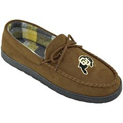 Men's Colorado Buffaloes Microsuede Moccasins