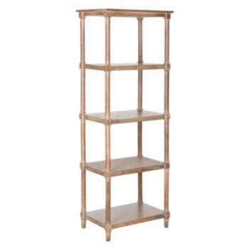 Safavieh Odessa 5-Tier Bookcase