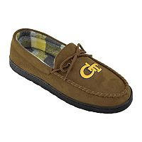 Men's Georgia Tech Yellow Jackets Microsuede Moccasins