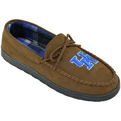 Men's Kentucky Wildcats Microsuede Moccasins