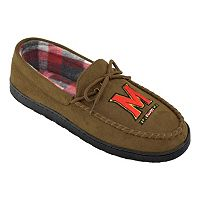 Men's Maryland Terrapins Microsuede Moccasins