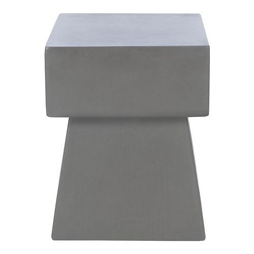 Safavieh Zen Mushroom Accent End Table
