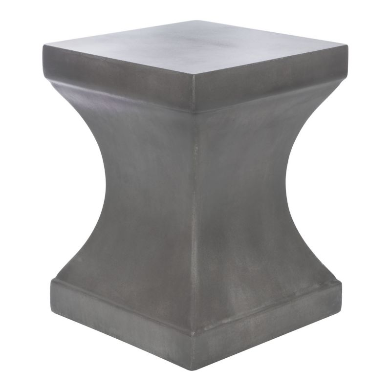 Safavieh Curby Accent End Table, Grey