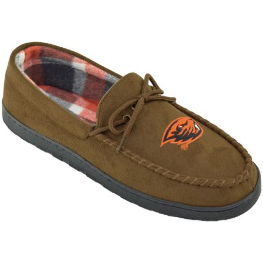Men's Oregon State Beavers Microsuede Moccasins