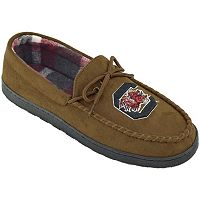 Men's South Carolina Gamecocks Microsuede Moccasins