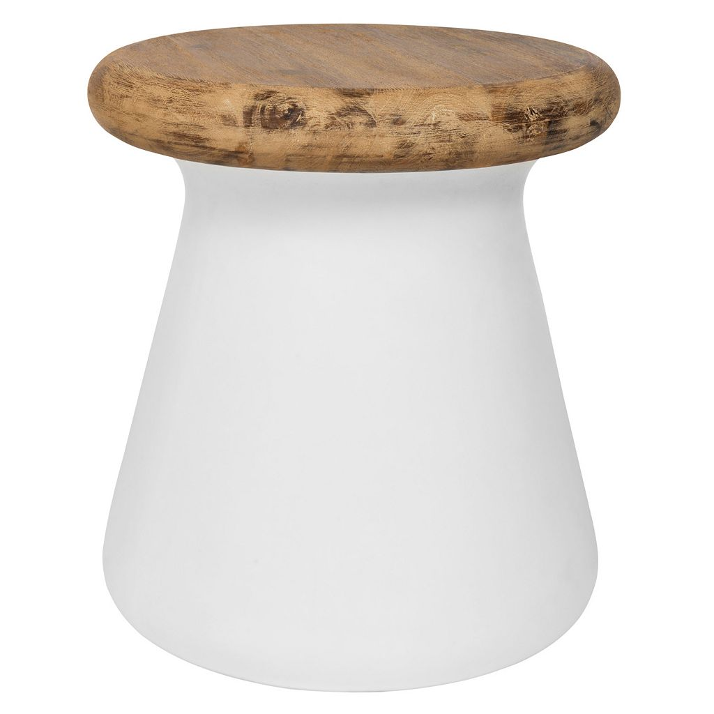 Safavieh Button Accent End Table
