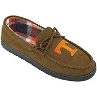 Men's Tennessee Volunteers Microsuede Moccasins