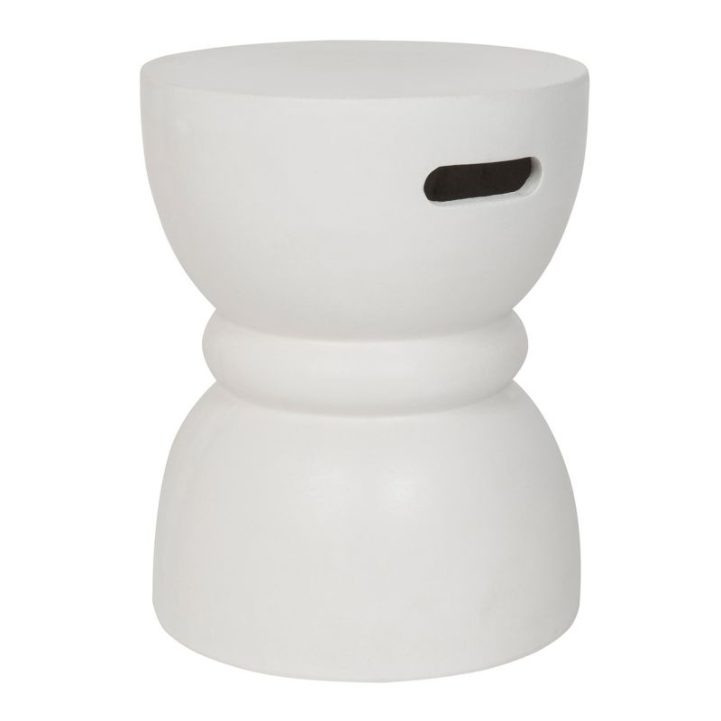 Safavieh Haruki Accent End Table, White