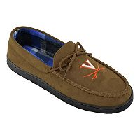 Men's Virginia Cavaliers Microsuede Moccasins