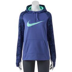 Womens Purple Nike Hoodies & Sweatshirts Tops, Clothing | Kohl's