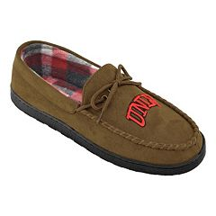 Men's UNLV Rebels Microsuede Moccasins