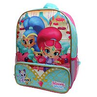 Kids Shimmer & Shine Foil Backpack