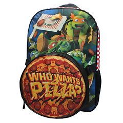 Kids Teenage Mutant Ninja Turtles 'Who Wants Pizza?' Backpack & Lunch Tote Set