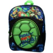 Kids Teenage Mutant Ninja Turtles Molded Shell Backpack