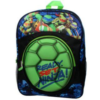 Kids Teenage Mutant Ninja Turtles Molded Shell Backpack