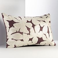Simply Vera Vera Wang Orchid Haze Throw Pillow