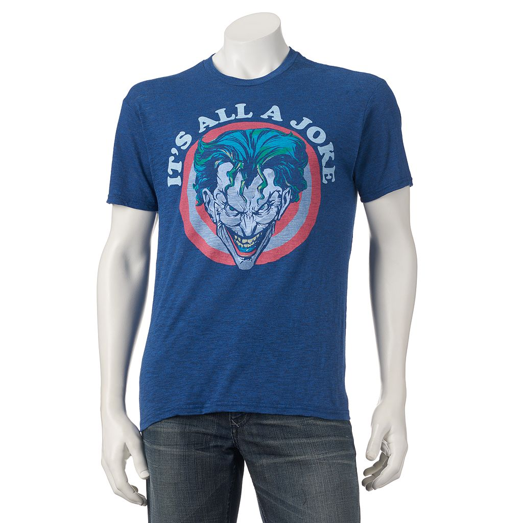 Men's DC Comics Joker Tee