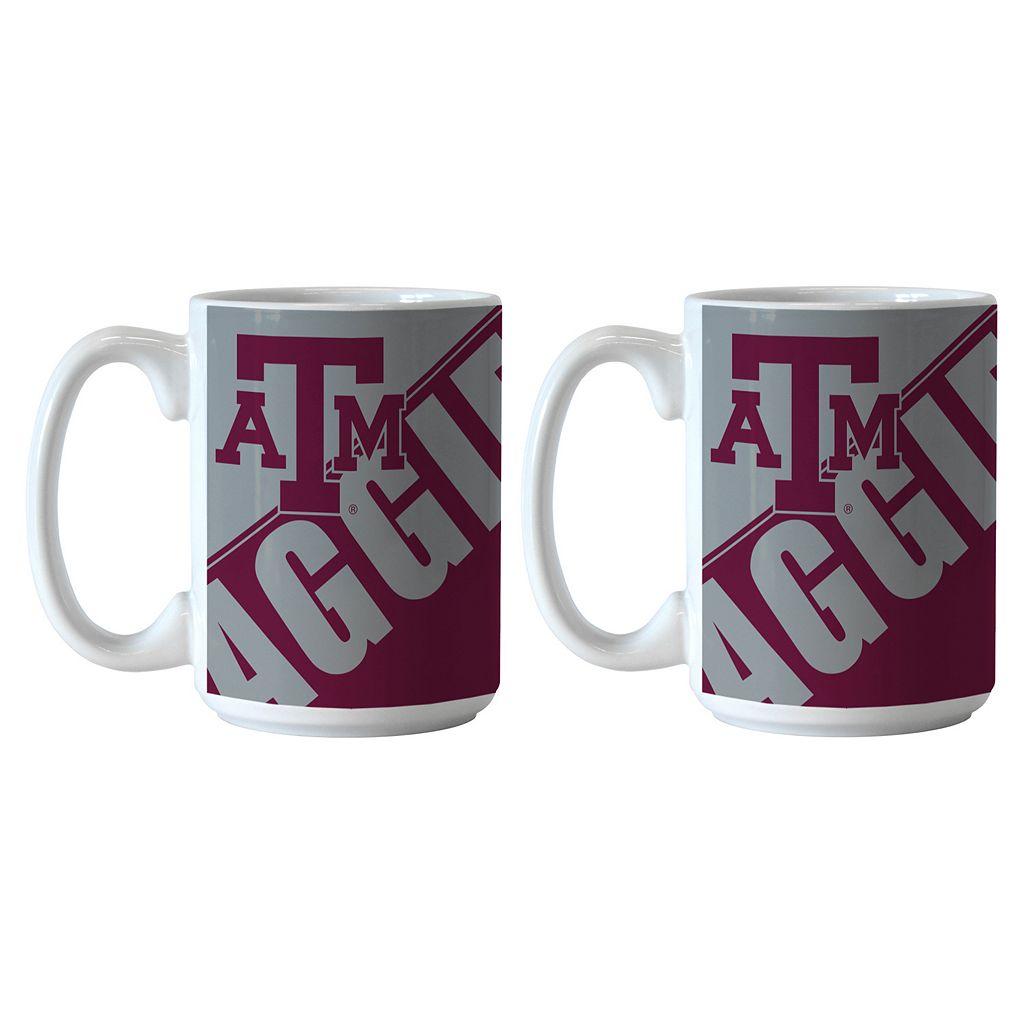 Boelter Texas A&M Aggies Star Wars Chewbacca 2-Pack Mugs
