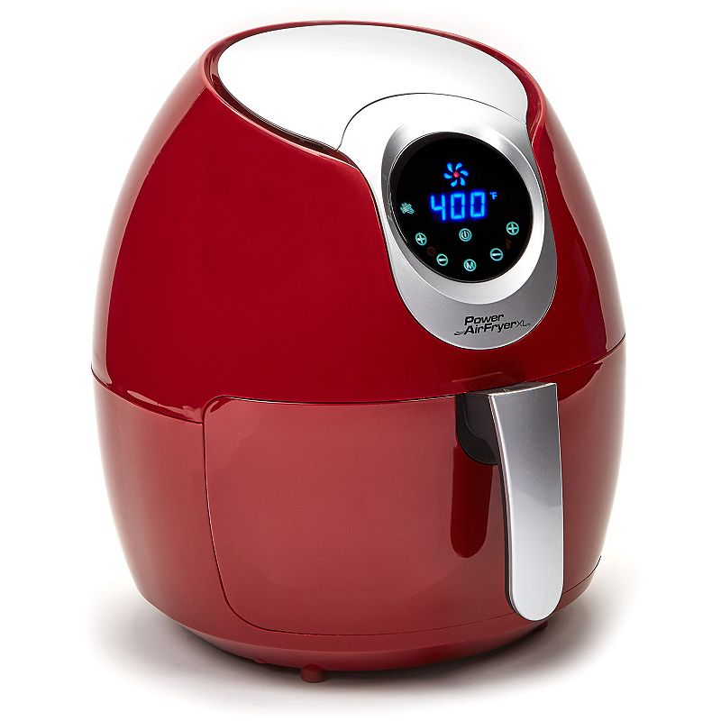 As Seen On Tv Power Air Fryer Xl Red Shop Your Way
